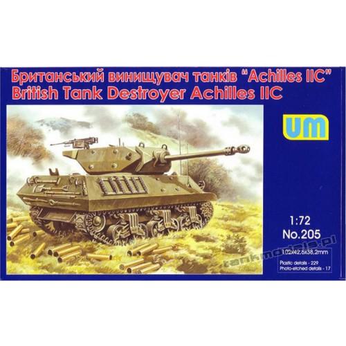 M10 Achilles II C - UniModels 205