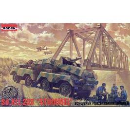 "Sd. Kfz. 233 ""Stummel"" - Roden 706"