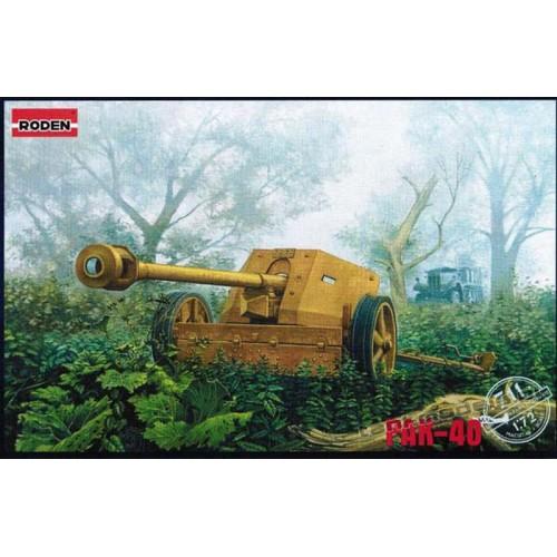 7,5 cm PaK 40 Panzerabwehrkanone - Roden 711