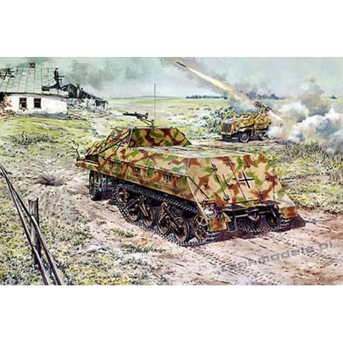 Sd. Kfz. 4/11 Panzerwerfer 42 - Roden 722