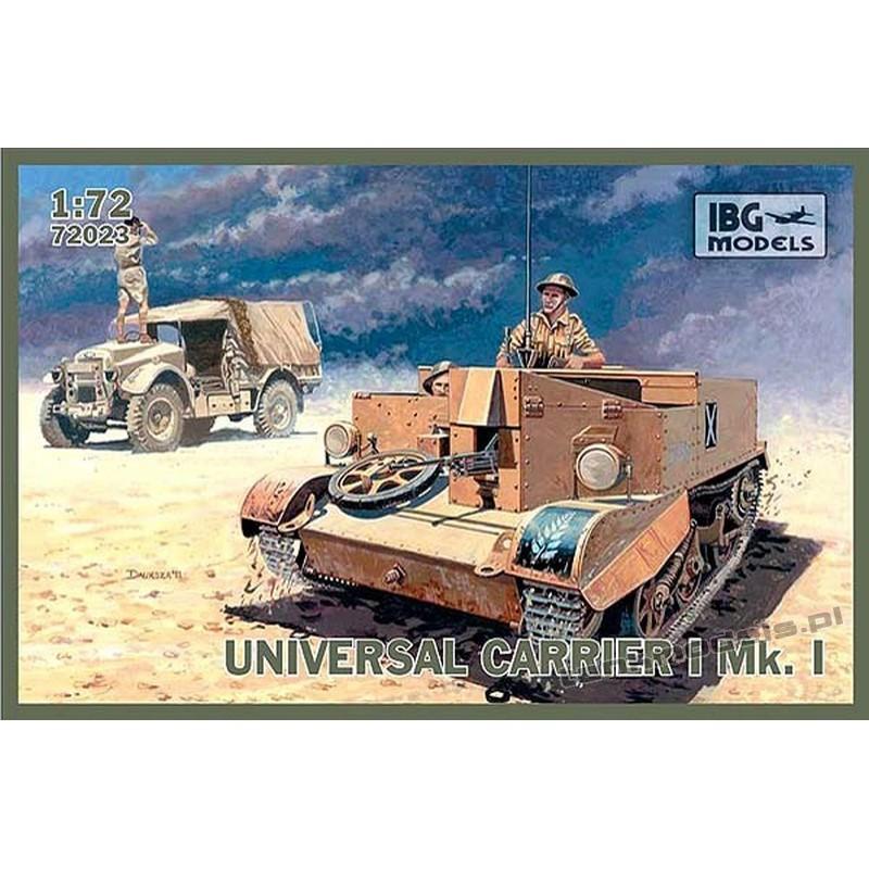 Universal Carrier Mk. I