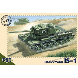 IS-1 mod. 1943 - PST 72001