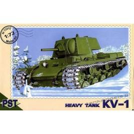 KV-1 mod.1940 - PST 72012