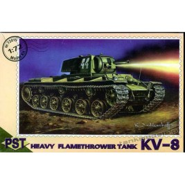 KV-8 Flamethrower - PST 72015