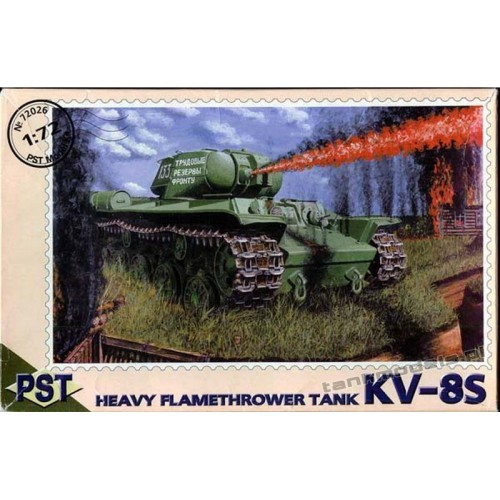 KV-8S Flamethrower - PST 72026