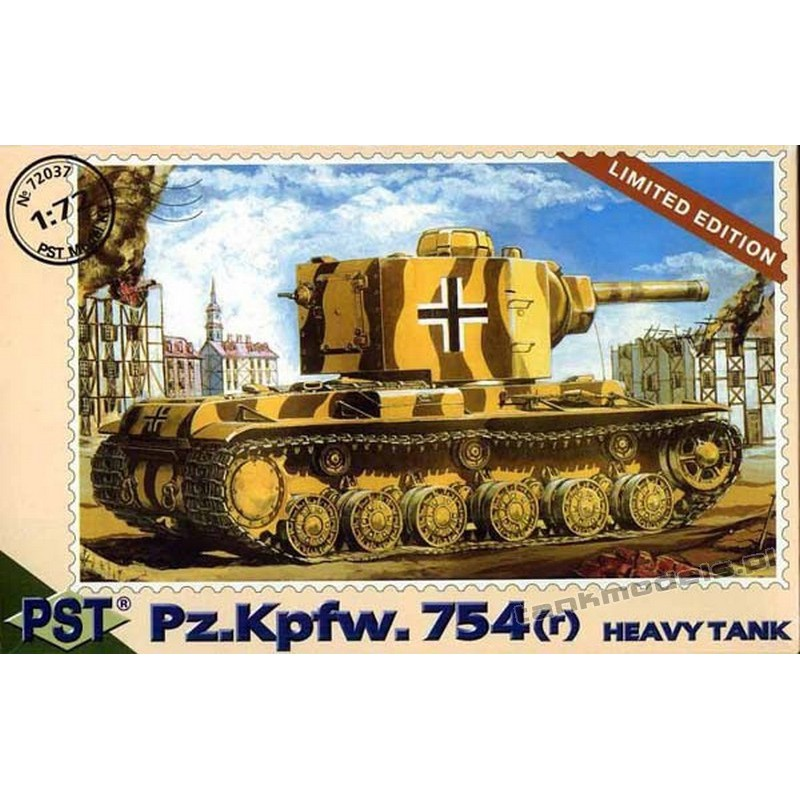 Pz.Kpfw. 754(r) (KV-2)