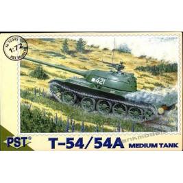T-54 / T-54A (Polish Army) - PST 72045
