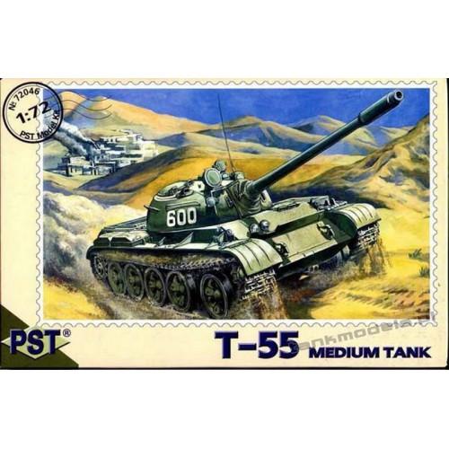 T-55 Polish Army - PST 72046