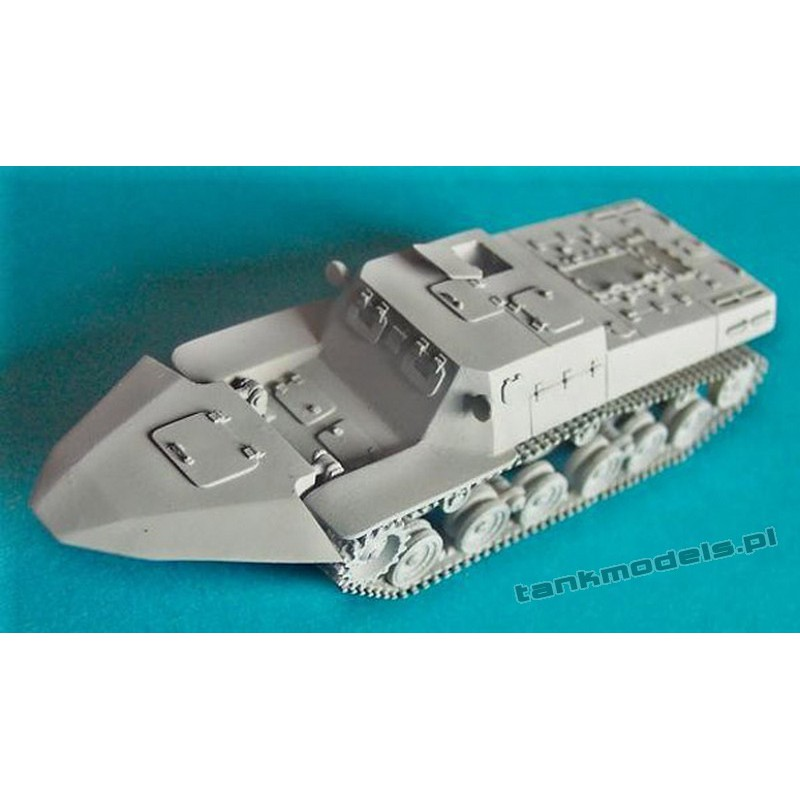 HO-K Type 97 Jungle cutter - Modell Trans 72059