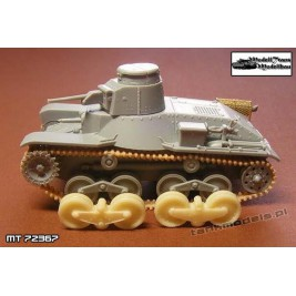 HA-GO Manchuria (konw.) - Modell Trans 72369