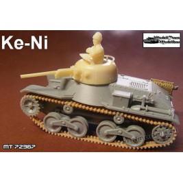 Ke-Nu & Ke-Ni (conv. for Dragon) - Modell Trans 72367
