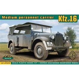 Kfz. 16 signals car