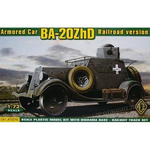BA-20M ZhD - ACE 72210