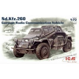 Sd.Kfz. 260 Radio - ICM 72431