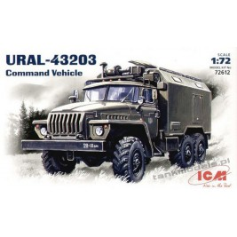 Ural-4323 Command Vehicle - ICM 72612