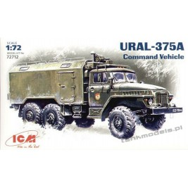 Ural 375A Command Vehicle
