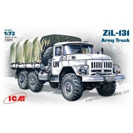 ZiL-131 Army Truck - ICM 72811