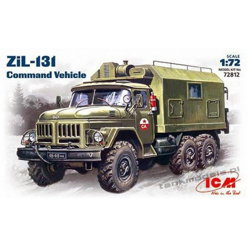 ZiL-131 Command Vehicle - ICM 72812