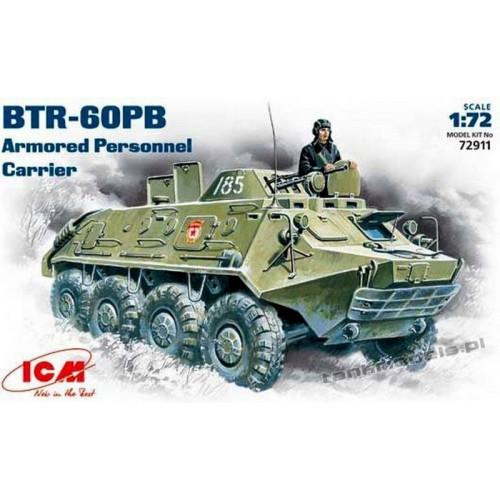 BTR-60PB - ICM 72911