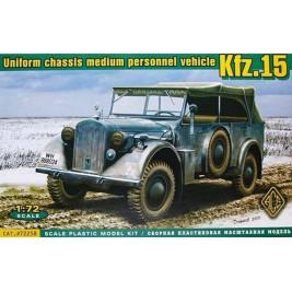 Kfz. 15 radio vehicle - ACE 72258