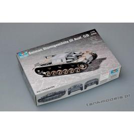 StuG Ⅲ Ausf. C/D - Trumpeter 07257