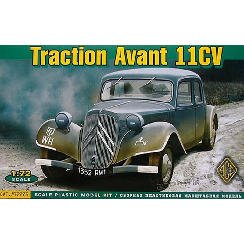 Traction Avant 11CV