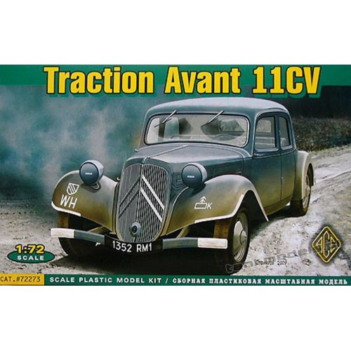 Citroën Traction Avant 11CV - ACE 72273