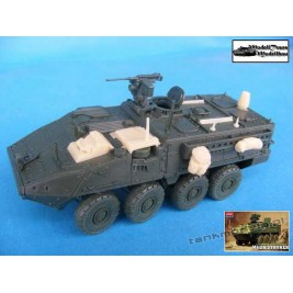M1130 Stryker CV (Command Vehicle) (conv. for Academy)
