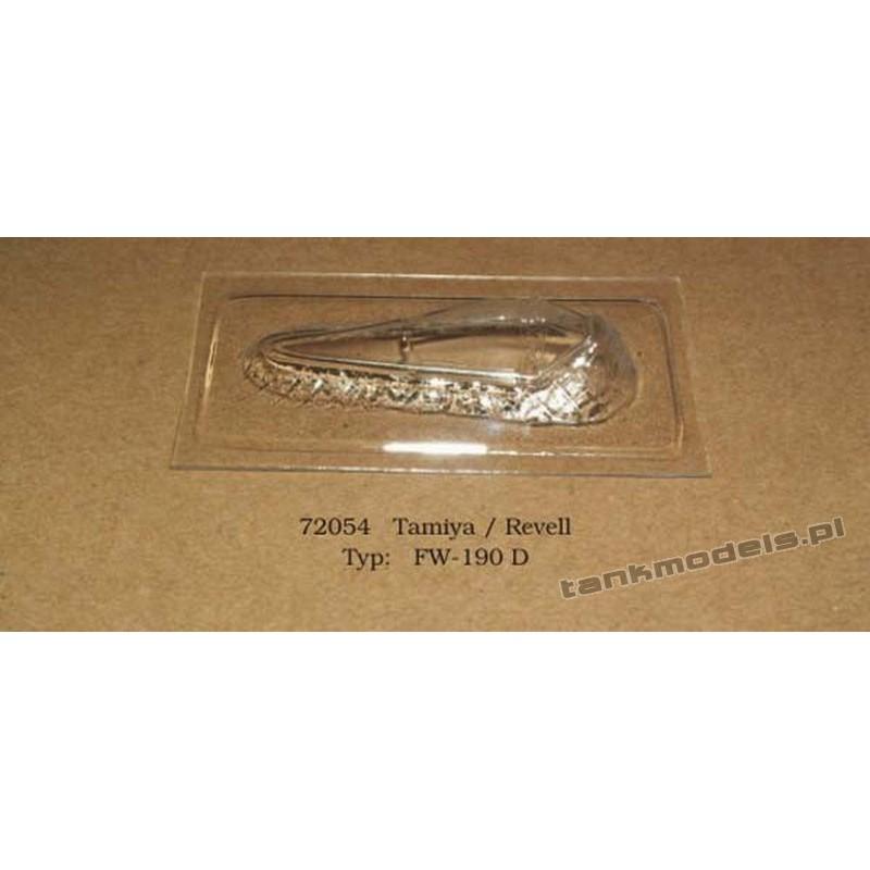 FW-190 D (Revell/Tamiya)