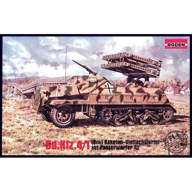 Sd.Kfz. 4/1 Panzerwerfer 42 Late