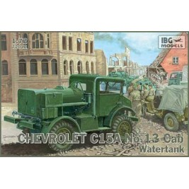 Chevrolet C.15A No.13 Cab Watertank - IBG 72012