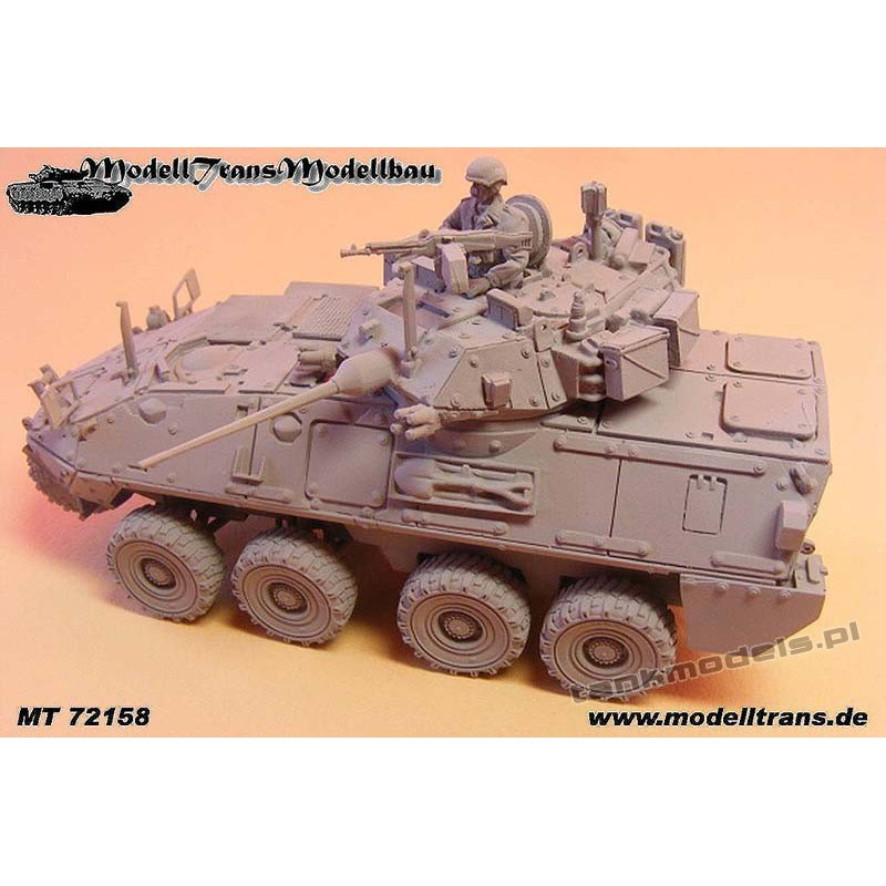 "LAV-25 ""Coyote"" - Modell Trans MT72158"