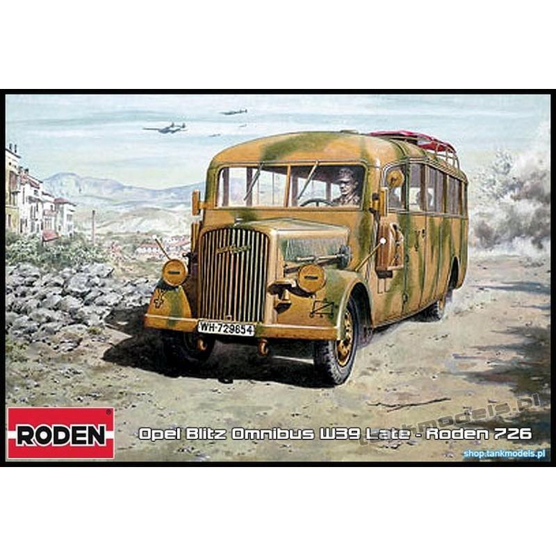 Roden 726 Opel Blitz Omnibus W39 Late