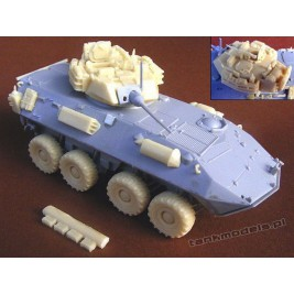 ASLAV-25 (Conversion for Trumpeter LAV-25) - Modell Trans MT 72140