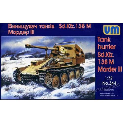 Sd.Kfz. 138 Marder III - UniModels 344