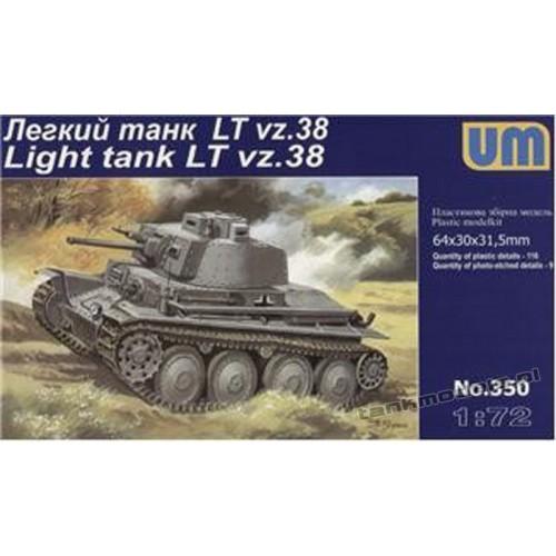 Skoda Lt vz.38 - Unimodels 350