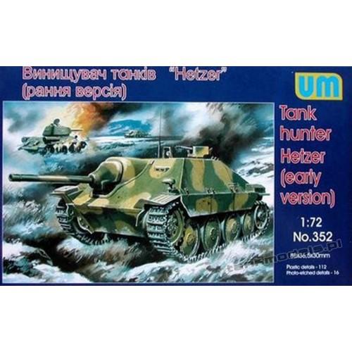 Chwat Hetzer early (Powstanie Warszawskie 1944) - UniModels 352