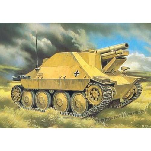 15cm Sig-33/2 auf Jagdpanzer 38 (t) - UniModels 354