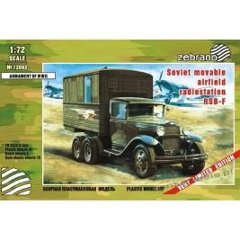 GAZ-AAA RSB-F (Airfield Radiostation) - Zebrano Z72003