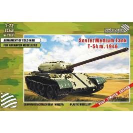 T-54-1 (mod. 1946) - Zebrano Z72011