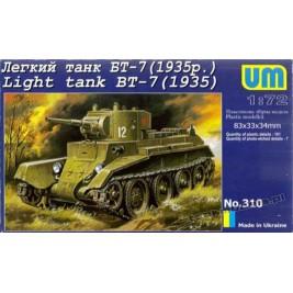 BT-7 mod.1935 - UniModels 310