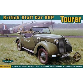 Tourer 8HP British Staff Car - ACE 72501