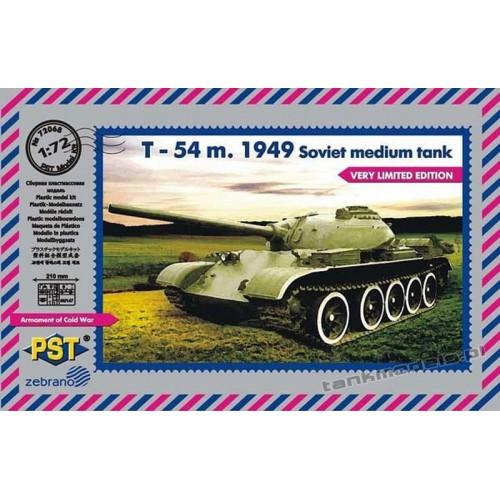 Т-54 mod.1949 - PST / Zebrano 72068