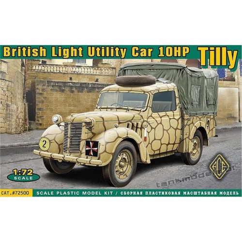 British Light Utility Car 10HP (Tilly) - ACE 72500