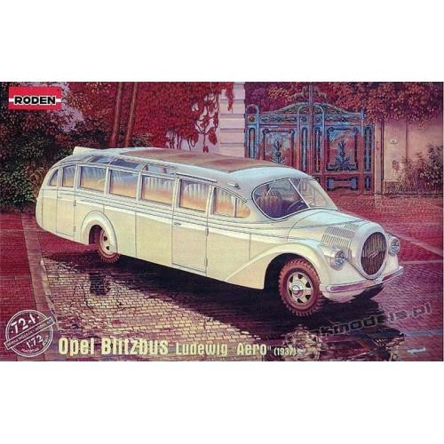 "Opel Blitzbus Ludewig ""Aero"" (1937) - Roden 724"