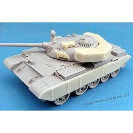 T-55 Finnland (conv. for Trumpeter) - Modell Trans MT 72130