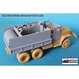 M35 Gun Truck (conv. for Academy) - Modell Trans 72144