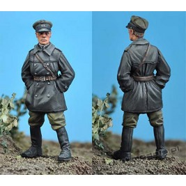 Polish FT-17 Tank Commander (1919-1920) - Scibor Miniatures 001