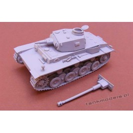 VK.3001 (H) Panzerwaffe '46 - Modell Trans MT 72413