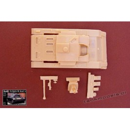 StuG III F8 early (Conv. for Revell) - Modell Trans 72417